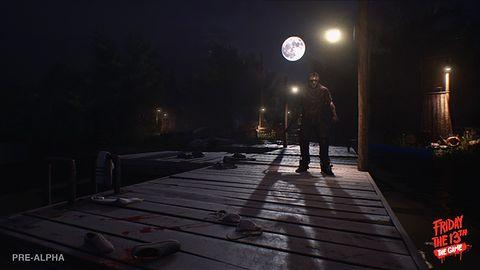 Jason Voorhees robi zrzutę - złożycie się na Friday the 13th: The Game?