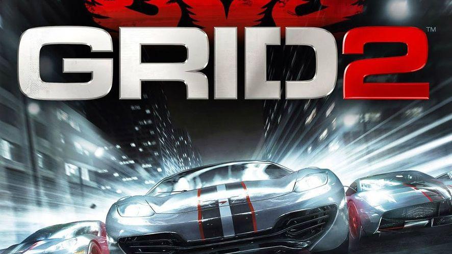 GRID 2 wyjechał na dobre