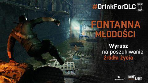 Techland dziękuje za picie wody darmowym DLC do Dying Light