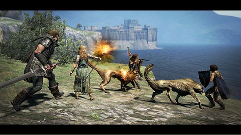 Nowe obrazki z Dragon's Dogma