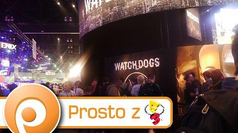 E3: haker w wielkim mieście, czyli wrażenia prosto z pokazu Watch Dogs