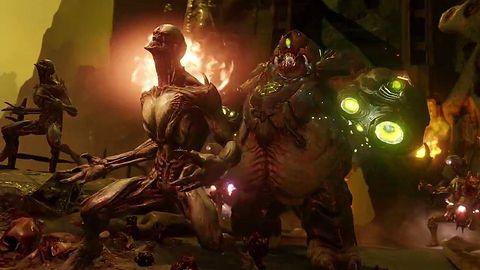 Doom ma być najładniejszą grą w 1080p i 60 FPS-ach