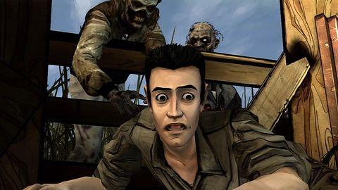 Zombiaki rozpoczynają pochód [The Walking Dead]