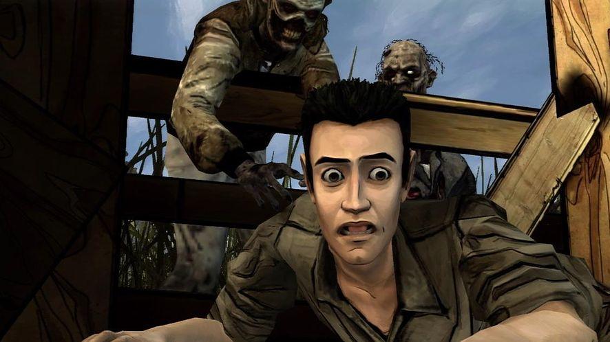 Poranna dawka chodzących zombiaczków [The Walking Dead]
