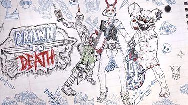 Nową grą studia Davida Jaffe'a jest Drawn to Death - krwawy turniej rozgrywający się w zeszycie nastolatka