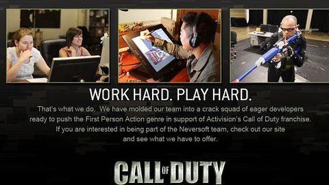 Czy któreś studio Activision nie pracuje jeszcze nad Call of Duty?