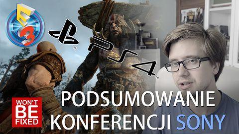 Kontratak Sony! - Podsumowanie konferencji PlayStation E3 2017