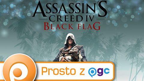 Prosto z Gamescom: Assassin's Creed IV: Black Flag. Karaibskie słońce dobrze robi skrytobójcom