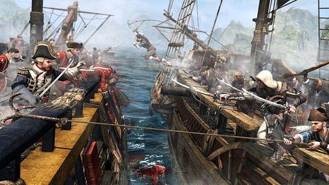 Assassin's Creed: Pirates - w Ubisofcie oszaleli na punkcie bitew morskich