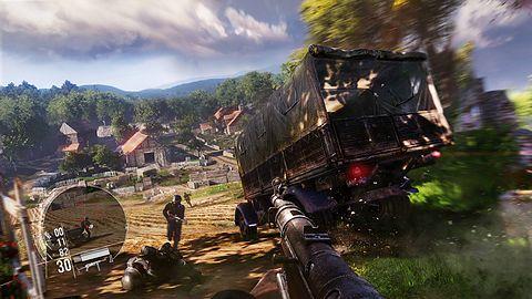 """Enemy Front ma być """"jak połączenie Bad Company 2 z Far Cry 3"""""""