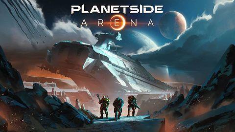 Nowa odsłona serii PlanetSide Arena będzie zawierać tryb Battle Royale