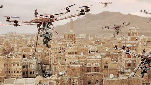 Fizyka w grach okiem inżyniera #5: Drony