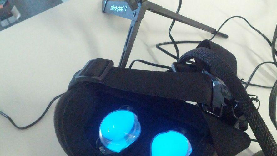 A tak wyglądają gogle wirtualnej rzeczywistości od Valve