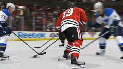 W NHL 11 można grać nawet bez kija