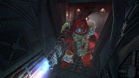 Czekaliście na zapowiedź konsolowego Space Hulka? Oto jest