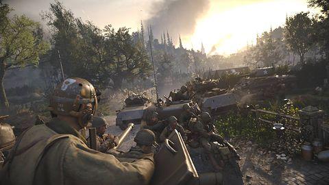 Call of Duty: WW2 - recenzja. Operacja remaster
