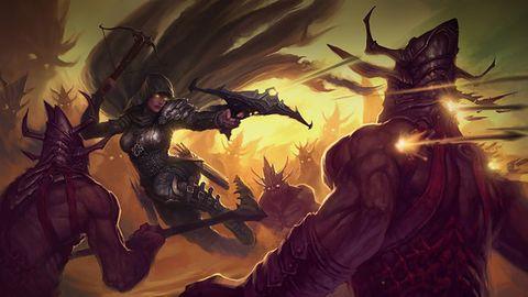 Diablo 3 - zwiastun Łowczyni Demonów oraz dyskusja wokół systemu run i trybu Inferno