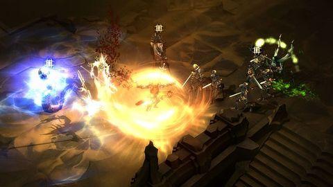 Diablo III wygląda jak przez okno