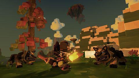 Twórcy Dizzy'ego wracają do świata gier. Nie z Dizzym, a z klonem Minecrafta