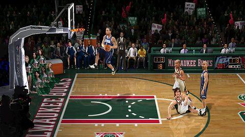 NBA Jam jest urocze