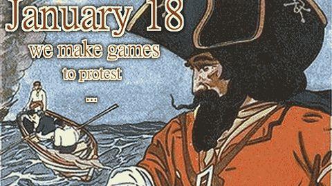 Stop SOPA Game Jam - twórcy gier przeciwko kontrowersyjnej ustawie
