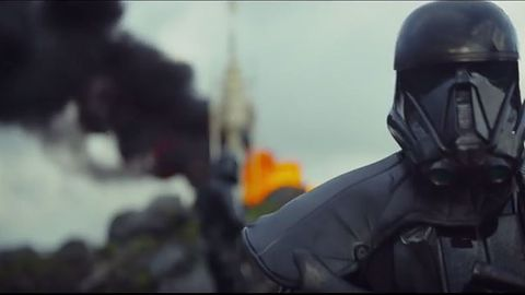 Nowy trailer Rogue One: A Star Wars Story rozdrapuje stare rany. Te po Star Wars 1313