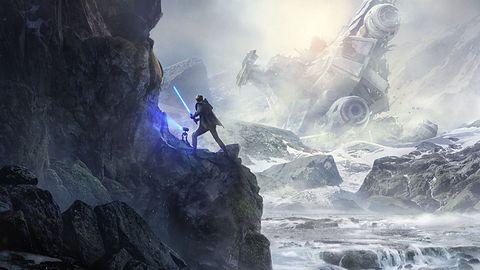 Star Wars Jedi: Fallen Order zostało zaprezentowane!