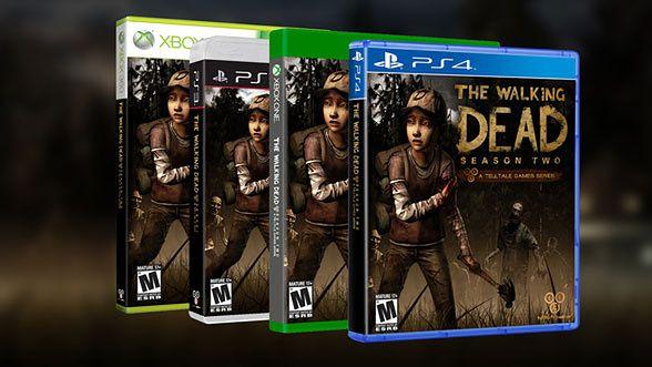 The Walking Dead i The Wolf Among Us ukażą się również na PS4 i Xboksa One