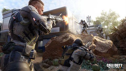 Żołnierze w Call of Duty: Black Ops 3 mają stalowe płuca. I najwyraźniej grali w Titanfalla