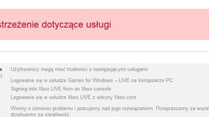 Xbox Live is dead