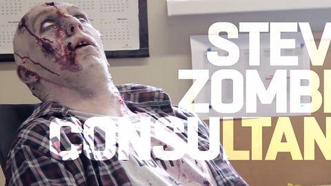 Oto Steve - nowy konsultant Techlandu do spraw zombie