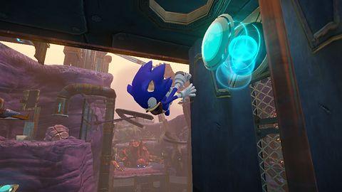 Kto by pomyślał, że Sonic Boom będzie miał coś wspólnego z Bulletstormem...