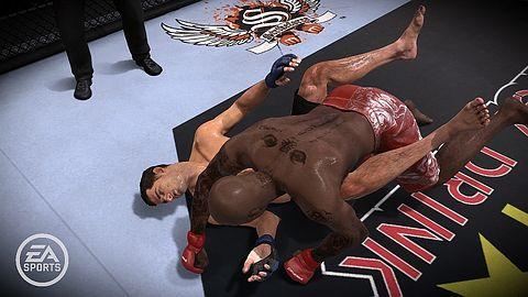 EA Sports MMA z datą i EA Sports Live Broadcast
