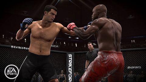 Spocona galeria z EA Sports MMA