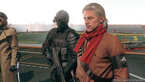 Metal Gear Solid V świętuje urodziny gracza