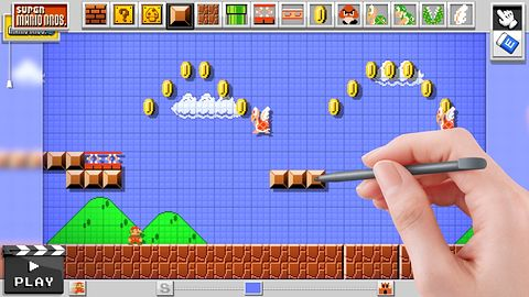 Plansz w Super Mario Maker na pewno nie zabraknie