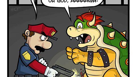 Kim byłby Mario, gdyby nie był hydraulikiem?