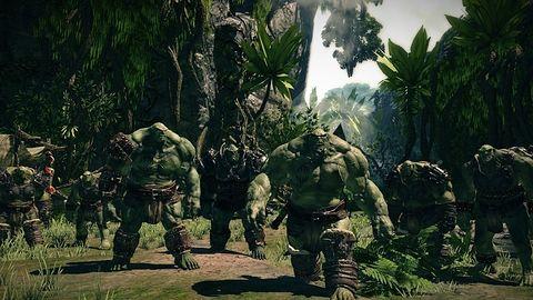 Kolejne obrazki z Of Orcs and Men