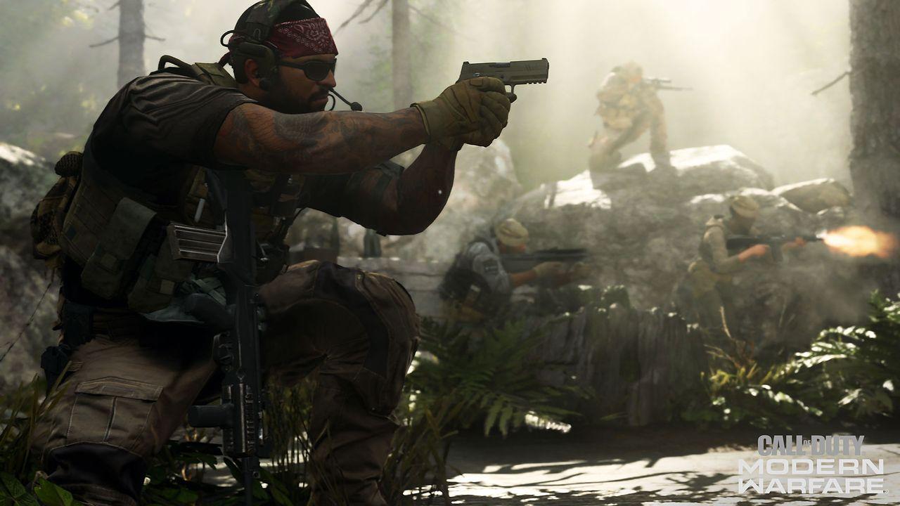 Kolejne zmiany w serii Call of Duty