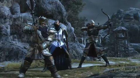 Lord of the Rings: War in the North - jeszcze trochę naparzania