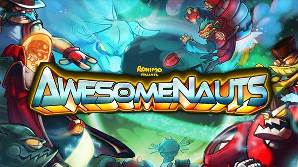 Awesomenauts, MOBA w 2D, w sierpniu ukaże się na PC