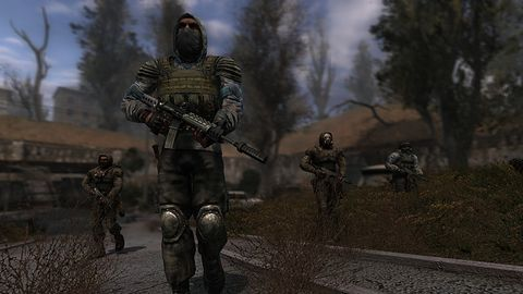 S.T.A.L.K.E.R. trafi również na konsole