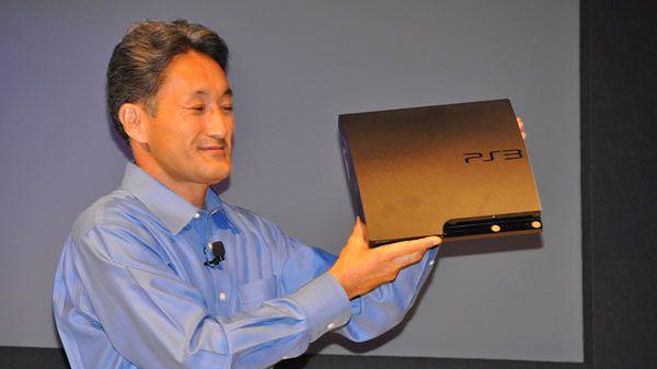 6,5 miliona sztuk PS3 w kwartał