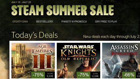 Promocje wcale nie obniżają wartości gier - twierdzi Valve