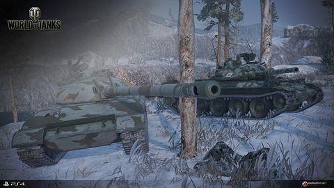 World of Tanks nadjeżdża na PS4. To już nie jest tylko plotka