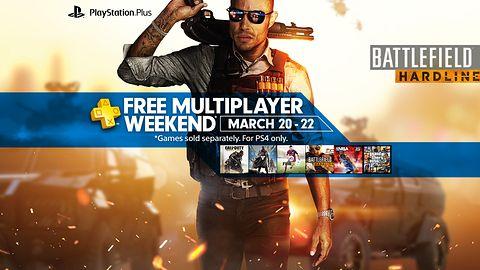 Jeśli nie macie Plusa, w najbliższy weekend możecie pograć za darmo przez sieć na PS4