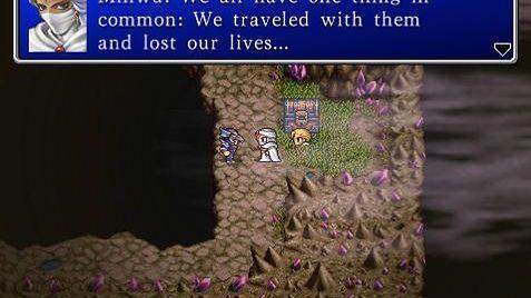 Final Fantasy I i II już na App Store