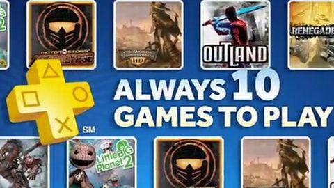 A jutro w PlayStation Plus... 10 darmowych gier. I tak będzie już zawsze
