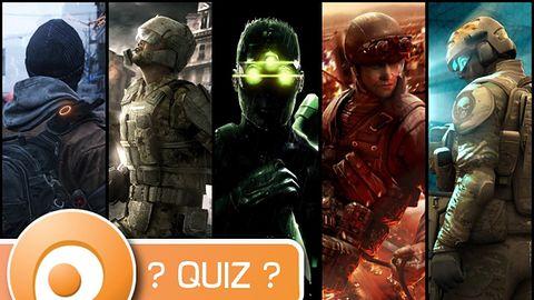 QUIZ: Co wiesz o grach inspirowanych twórczością Toma Clancy'ego