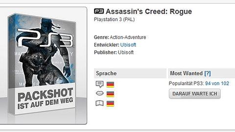 Nie zdziwcie się, jeśli Ubisoft za chwilę zapowie Assassin's Creed: Rogue